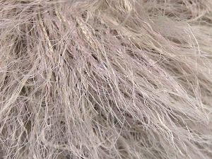 Fiber Content 100% Polyamide, Brand Ice Yarns, Beige, Yarn Thickness 4 Medium  Worsted, Afghan, Aran, fnt2-65841