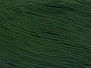 Fiber Content 100% Premium Acrylic, Brand Ice Yarns, Dark Green, Yarn Thickness 3 Light  DK, Light, Worsted, fnt2-65905