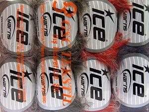 Fiber Content 100% Polyamide, Mixed Lot, Brand Ice Yarns, Yarn Thickness 4 Medium  Worsted, Afghan, Aran, fnt2-65923