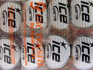 Fiber Content 100% Polyamide, Mixed Lot, Brand Ice Yarns, Yarn Thickness 4 Medium  Worsted, Afghan, Aran, fnt2-65924