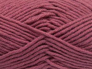 Fiber Content 50% Merino Wool, 50% Acrylic, Orchid, Brand Ice Yarns, Yarn Thickness 5 Bulky  Chunky, Craft, Rug, fnt2-65964