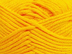 Fiber Content 100% Acrylic, Brand Ice Yarns, Gold, Yarn Thickness 6 SuperBulky  Bulky, Roving, fnt2-66036