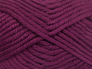 Fiber Content 100% Acrylic, Brand Ice Yarns, Burgundy, Yarn Thickness 6 SuperBulky  Bulky, Roving, fnt2-66038