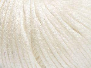 Fiber Content 67% Tencel, 33% Polyamide, Brand Ice Yarns, Ecru, Yarn Thickness 4 Medium  Worsted, Afghan, Aran, fnt2-66188
