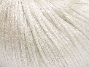 Fiber Content 67% Tencel, 33% Polyamide, Light Beige, Brand Ice Yarns, Yarn Thickness 4 Medium  Worsted, Afghan, Aran, fnt2-66189
