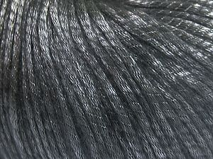 Fiber Content 67% Tencel, 33% Polyamide, Brand Ice Yarns, Grey, Yarn Thickness 4 Medium  Worsted, Afghan, Aran, fnt2-66192