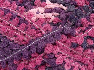 Fiber Content 50% Polyamide, 50% Acrylic, Purple Shades, Pink Shades, Brand Ice Yarns, Yarn Thickness 6 SuperBulky  Bulky, Roving, fnt2-66616