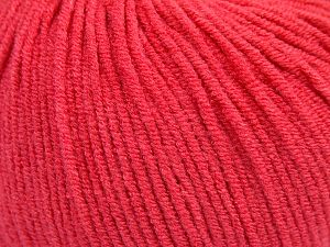Modal is a type of yarn which is mixed with the silky type of fiber. It is derived from the beech trees. Fiber Content 55% Modal, 45% Acrylic, Brand Ice Yarns, Dark Salmon, Yarn Thickness 3 Light  DK, Light, Worsted, fnt2-66709