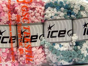 Fiber Content 50% Acrylic, 50% Polyamide, Mixed Lot, Brand Ice Yarns, Yarn Thickness 6 SuperBulky  Bulky, Roving, fnt2-66786