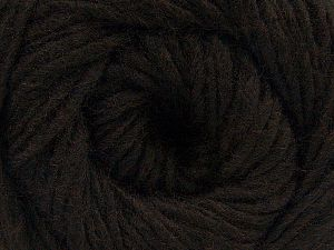 Fiber Content 50% Wool, 50% Acrylic, Brand Ice Yarns, Coffee Brown, fnt2-66792