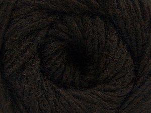 Fiber Content 50% Wool, 50% Acrylic, Brand Ice Yarns, Coffee Brown, fnt2-66792