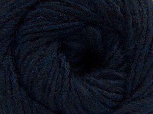Fiber Content 50% Acrylic, 50% Wool, Navy, Brand Ice Yarns, fnt2-66793