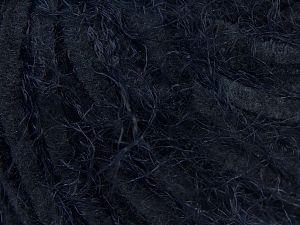Fiber Content 60% Micro Fiber, 40% Polyamide, Navy, Brand Ice Yarns, Yarn Thickness 4 Medium  Worsted, Afghan, Aran, fnt2-66794