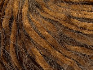 Fiber Content 60% Micro Fiber, 40% Polyamide, Khaki, Brand Ice Yarns, Bronze, Yarn Thickness 4 Medium  Worsted, Afghan, Aran, fnt2-66797