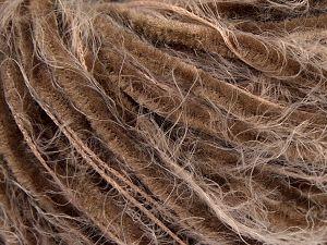 Fiber Content 60% Micro Fiber, 40% Polyamide, Brand Ice Yarns, Camel, Beige, Yarn Thickness 4 Medium  Worsted, Afghan, Aran, fnt2-66798