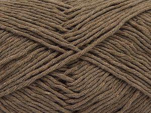 Fiber Content 100% Cotton, Light Camel, Brand Ice Yarns, Yarn Thickness 4 Medium  Worsted, Afghan, Aran, fnt2-66809