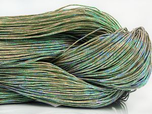 Please note that this is a hand-dyed yarn. Colors in different lots may vary because of the charateristics of the yarn. Also see the package photos for the colorway in full; as skein photos may not show all colors. Fiber Content 60% Metallic Lurex, 40% Cotton, Brand Ice Yarns, Camel, Yarn Thickness 2 Fine  Sport, Baby, fnt2-66839