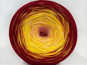 Fiber Content 50% Acrylic, 50% Cotton, Neon Yellow, Light Pink, Brand Ice Yarns, Fuchsia, Yarn Thickness 2 Fine  Sport, Baby, fnt2-66862