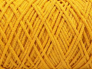 Please be advised that yarn iade made of recycled cotton, and dye lot differences occur. Fiber Content 100% Cotton, Brand Ice Yarns, Dark Yellow, Yarn Thickness 4 Medium  Worsted, Afghan, Aran, fnt2-66999
