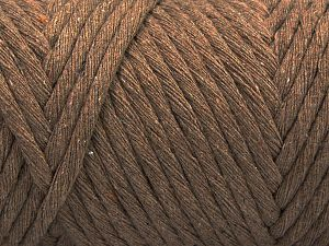 Fiber Content 100% Cotton, Brand Ice Yarns, Camel, Yarn Thickness 6 SuperBulky  Bulky, Roving, fnt2-67033