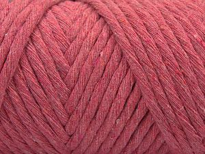 Fiber Content 100% Cotton, Light Orchid, Brand Ice Yarns, Yarn Thickness 6 SuperBulky  Bulky, Roving, fnt2-67038
