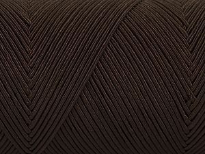 Fiber Content 70% Polyester, 30% Cotton, Brand Ice Yarns, Brown, Yarn Thickness 3 Light  DK, Light, Worsted, fnt2-67068