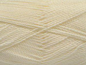 Fiber Content 100% Premium Acrylic, Brand Ice Yarns, Ecru, Yarn Thickness 2 Fine  Sport, Baby, fnt2-67197