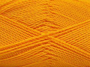 Fiber Content 100% Premium Acrylic, Yellow, Brand Ice Yarns, Yarn Thickness 2 Fine  Sport, Baby, fnt2-67212