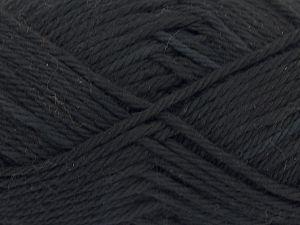 Fiber Content 100% Cotton, Brand Ice Yarns, Black, Yarn Thickness 4 Medium  Worsted, Afghan, Aran, fnt2-67326