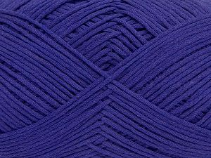 Fiber Content 67% Cotton, 33% Polyamide, Purple, Brand Ice Yarns, Yarn Thickness 2 Fine  Sport, Baby, fnt2-67366