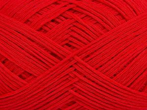 Fiber Content 67% Cotton, 33% Polyamide, Red, Brand Ice Yarns, Yarn Thickness 2 Fine  Sport, Baby, fnt2-67373