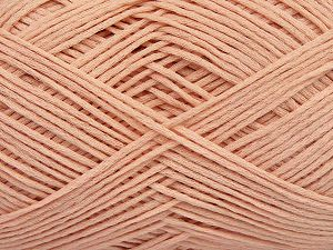 Fiber Content 67% Cotton, 33% Polyamide, Powder Pink, Brand Ice Yarns, Yarn Thickness 2 Fine  Sport, Baby, fnt2-67380