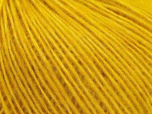 Fiber Content 66% Merino Wool, 34% Organic Cotton, Brand Ice Yarns, Gold, Yarn Thickness 3 Light  DK, Light, Worsted, fnt2-67383