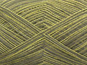Fiber Content 85% Viscose, 15% Cashmere, Brand Ice Yarns, Green Shades, fnt2-67388