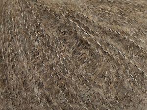 Fiber Content 66% Extrafine Merino Wool, 18% Polyamide, 16% Cotton, Brand Ice Yarns, Camel, Yarn Thickness 1 SuperFine  Sock, Fingering, Baby, fnt2-67426