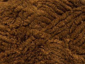 Fiber Content 100% Micro Fiber, Brand Ice Yarns, Brown, fnt2-67501