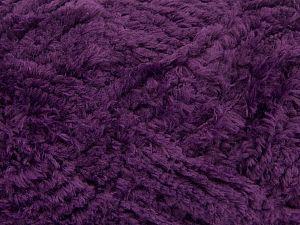 Fiber Content 100% Micro Fiber, Brand Ice Yarns, Dark Purple, fnt2-67508