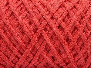 Fiber Content 100% Cotton, Salmon, Brand Ice Yarns, fnt2-67526