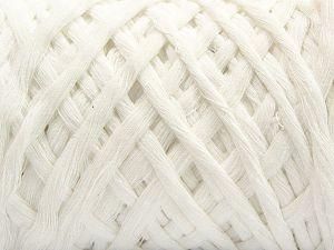 Fiber Content 100% Cotton, White, Brand Ice Yarns, fnt2-67529