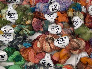 Hand Dyed Sock Yarn In this list; you see most recent 50 mixed lots. <br>