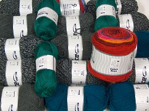 100% Acrylic Yarns In this list; you see most recent 50 mixed lots. <br>