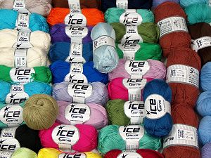 Cotton Types In this list; you see most recent 50 mixed lots. <br>