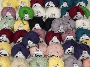 Tube Cotton - Tube Cotton Worsted In this list; you see most recent 50 mixed lots. <br>