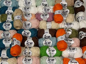 Pure Cotton - Tube Cotton Fine In this list; you see most recent 50 mixed lots. <br>
