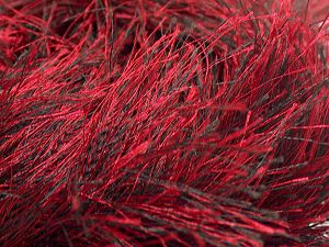 Fiber Content 100% Polyester, Red, Brand Ice Yarns, Black, fnt2-67709