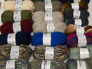 Lux Winter Yarns In this list; you see most recent 50 mixed lots. <br> To see all <a href=&/mixed_lots/o/4#list&>CLICK HERE</a> (Old ones have much better deals)<hr> Brand Ice Yarns, fnt2-67818