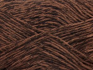 Fiber Content 67% Cotton, 33% Viscose, Brand Ice Yarns, Brown, fnt2-67851
