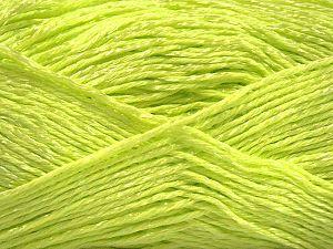 Fiber Content 67% Cotton, 33% Viscose, Light Green, Brand Ice Yarns, fnt2-67855