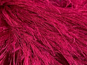 Fiber Content 100% Polyester, Pink, Brand Ice Yarns, Gipsy Pink, Yarn Thickness 6 SuperBulky  Bulky, Roving, fnt2-13276