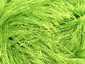 Fiber Content 100% Polyester, Brand Ice Yarns, Green, Yarn Thickness 6 SuperBulky  Bulky, Roving, fnt2-17154
